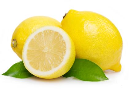 blanchiment dents maison citron