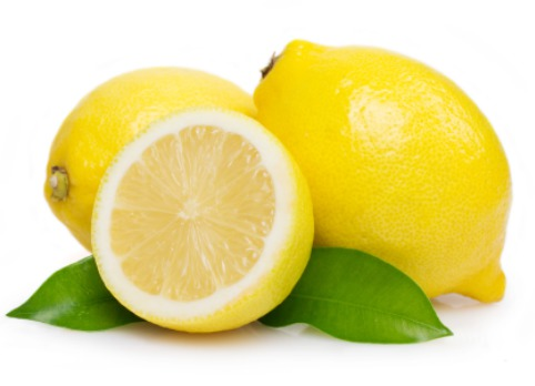 citron pour blanchir les dents naturellement