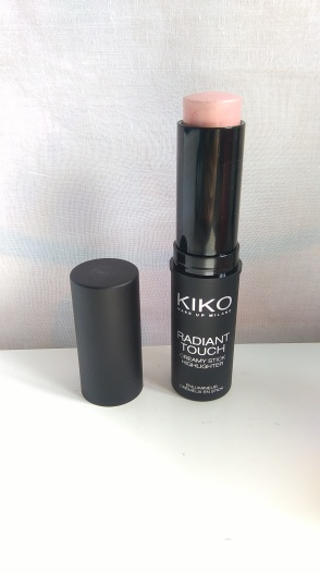 radiant touch kiko highlighter