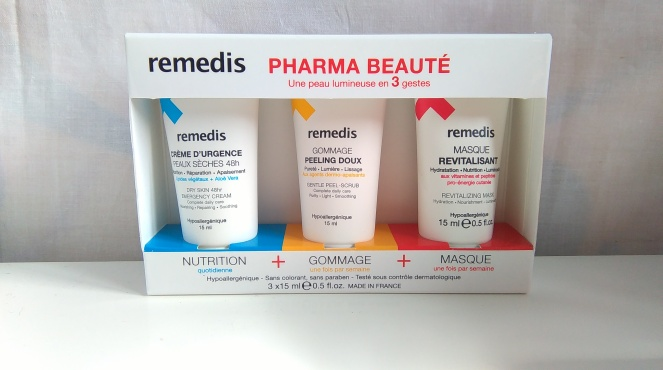 remedis pharma beauté