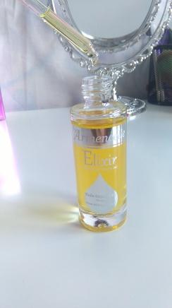 elixir huile réparatrice armencelle